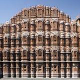 印度宫殿风 免版税库存照片