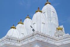 印度寺庙在班格洛 免版税图库摄影