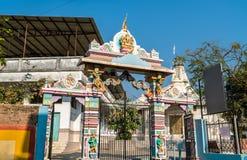 印度寺庙在Patan -古杰雷特,印度 图库摄影