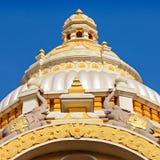 印度寺庙在Ponda 免版税库存照片