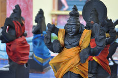 印度寺庙 免版税库存图片