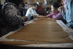 印度尼西亚书面传统 免版税图库摄影