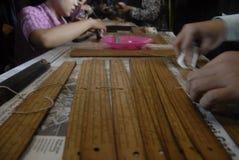印度尼西亚书面传统 免版税库存图片
