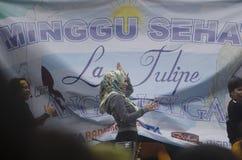 印度尼西亚估计寿命 免版税库存照片