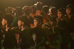 印度尼西亚儿童福利 库存图片