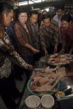 印度尼西亚全球性油价命中经济 库存照片