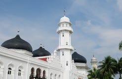 印度尼西亚回教建筑学,班达亚齐 免版税库存照片