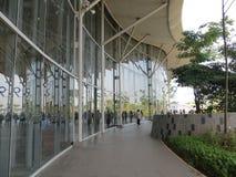 印度尼西亚大会陈列在坦格朗 图库摄影