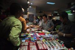 印度尼西亚宝石热病 库存图片