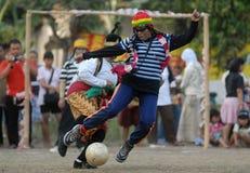 印度尼西亚幸福索引 库存照片