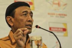印度尼西亚政治朝代 免版税库存图片