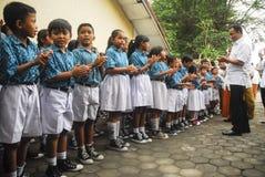 印度尼西亚教育部部长阿涅斯BASWEDAN 库存图片
