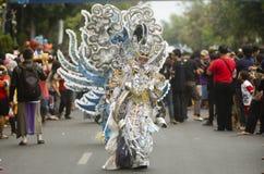 印度尼西亚旅游业收支 免版税库存照片