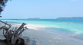 印度尼西亚海岛sepa 库存照片