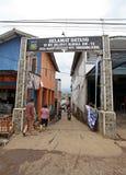 印度尼西亚灾害暴洪-加鲁特001 库存图片