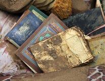 印度尼西亚灾害暴洪-加鲁特031 库存照片