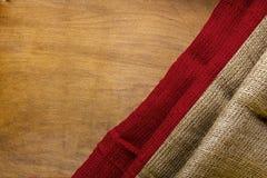 印度尼西亚的白色红旗 免版税库存图片