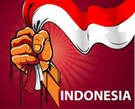 印度尼西亚的精神 图库摄影