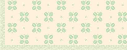 从印度尼西亚的蜡染布 库存图片