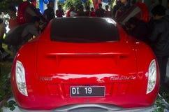 印度尼西亚矿物燃料信赖 免版税库存图片