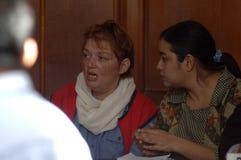 印度尼西亚英国药物试验 库存图片