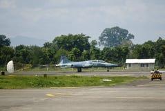 印度尼西亚语增加空运的空军队 库存照片