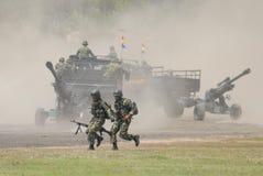 印度尼西亚语陆战队 免版税库存图片