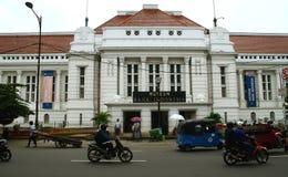印度尼西亚银行博物馆 库存图片