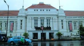 印度尼西亚银行博物馆 库存照片