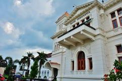 印度尼西亚银行 库存图片