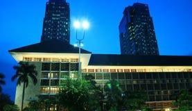 印度尼西亚银行 免版税图库摄影