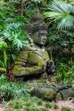 印度尼西亚雕象 库存照片
