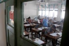 印度尼西亚需要合格的老师 图库摄影