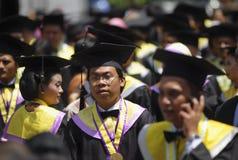 印度尼西亚需要更多博士学位讲师 免版税图库摄影