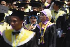 印度尼西亚需要更多博士学位讲师 库存照片