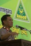 印度尼西亚领土国防政策 库存图片