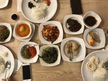 印度尼西亚食物 免版税图库摄影