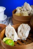 印度尼西亚食物Baso Tahu万隆 免版税库存图片