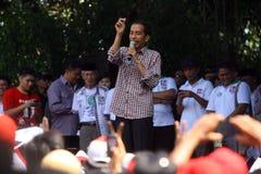 印度尼西亚总统 库存照片