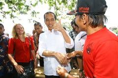 印度尼西亚Joko维多多总统 库存图片