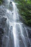 印度尼西亚nangka瀑布 库存图片