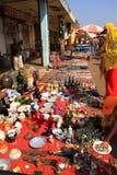 印度市场 免版税库存图片