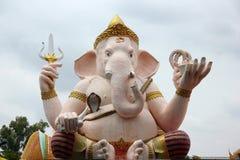 印度教雕象  图库摄影