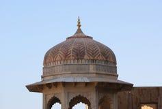 印度斋浦尔大君宫殿 库存图片