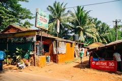 印度旅行 库存图片