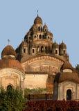 印度有历史的寺庙 免版税库存图片