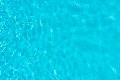 印度洋亮光星期日纹理水 一个背景 免版税库存照片