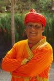 印度王子的特写镜头4 库存图片