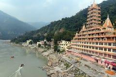 印度的圣地 库存图片