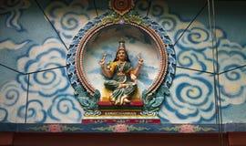 印度的女神 图库摄影